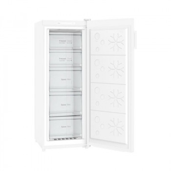 CSF190W CHIQ 190 L Single Door Upright Freezer