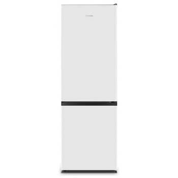HRBM321 Hisense 312 L White Bottom Mount Fridge