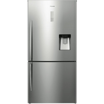 HR6BMFF514SW Hisense 514L Bottom Mount Fridge