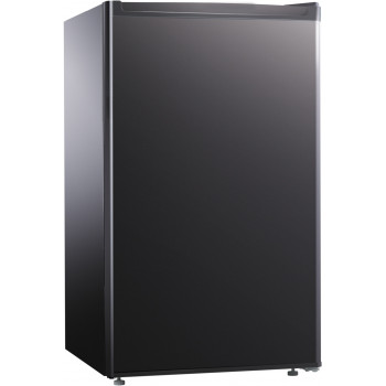 CSR091B CHIQ 92 L Black Bar Fridge