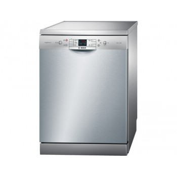 SMS50M28AU BOSCH ActiveWater Dishwasher Anti-fingerprint stainless steel finish silver inox freestanding