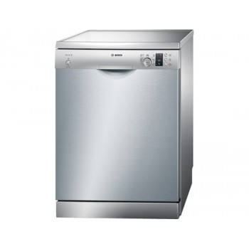 SMS60D08AU BOSCH Anti-fingerprint stainless steel finish silver inox freestanding