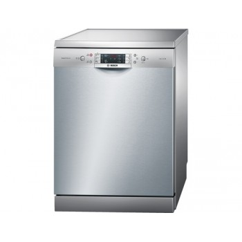 SMS63L18AU BOSCH Anti-fingerprint stainless steel finish silver inox freestanding