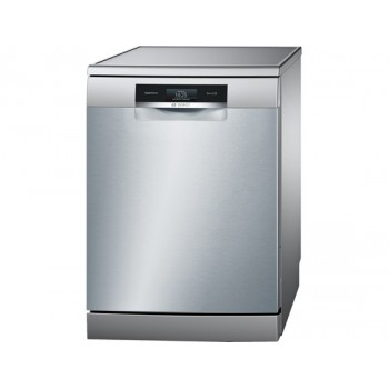 SMS88TI01A BOSCH Anti-fingerprint stainless steel finish silver inox freestanding