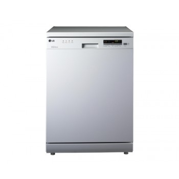 LD1481W4 LG 14 PLACE WHITE DISHWASHER WITH INVERTER DIRECT DRIVE