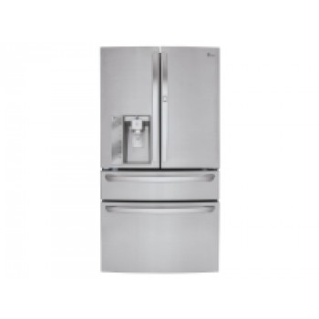 GF-AD701SL LG 701L DOOR-IN-DOOR™ FRENCH DOOR REFRIGERATOR WITH CUSTOMCHILL DRAWER