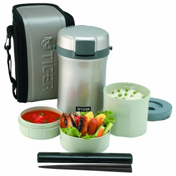 TIGER  Tiger Thermal Lunch boxes   LWU-B170