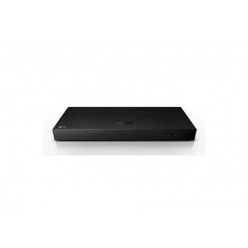 LG ELECTRONICS  4K Ultra HD Blu-ray Disc™ Player with HDR Compatibility UP970