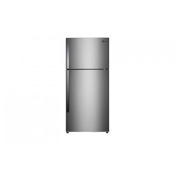 LG ELECTRONICS 442L Stainless Steel Top Mount Fridge  GT442BPL