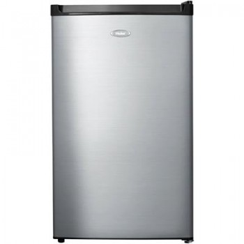 Haier 115 Litre Stainless Steel  Bar Fridge HRZ-113SS