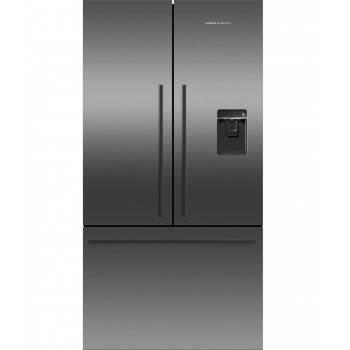 RF610ADUB5 Fisher and Paykel 614 L Freestanding French Door Fridge