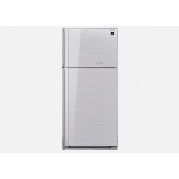 sharp 585L large 585 Litre Top Mount refrigerator  SJGC584RSL