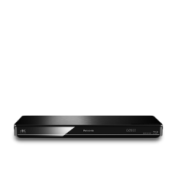 PANASONIC SMART NETWORK 3D BLURAY PLAYER  DMP-BDT380GN