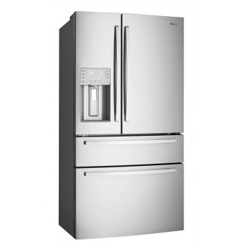 WHE6874SA Westinghouse 681 L Stainless Steel French Door Fridge
