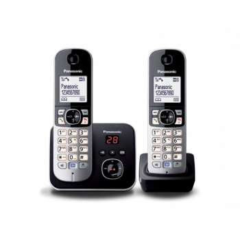 KX-TG6822ALB Panasonic Cordless Phones