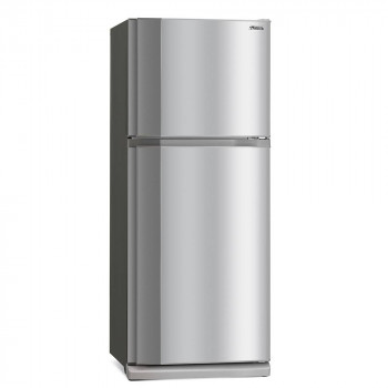 MR-420E-ST-A Mitsubishi Electric 420 L Top Mount - Stainless Steel Fridge