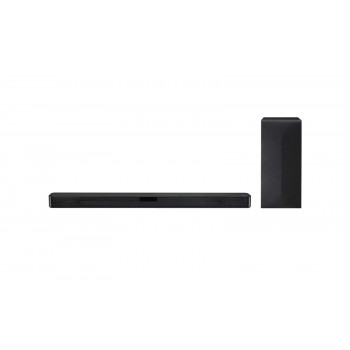 SN4 LG 2.1Ch Soundbar with DTS Virtual:X and AI Sound Pro