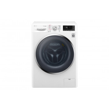 WTW1409HCW LG 9/5 KG Front Load Washer Dryer Combo with True Steam