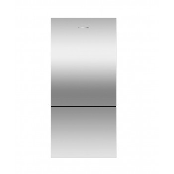 FISHER AND PAYKEL 519L ActiveSmart™ Fridge - 790mm Bottom Freezer Right Hinge  RF522BRPX6