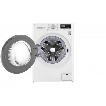 WV5-1409W LG 9KG Front Load Washer with Steam