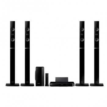 SAMSUNG HT-H6550WM HOME ENTERTAINMENT SYSTEM