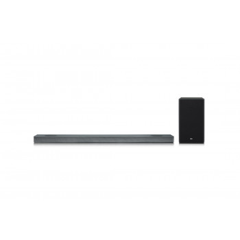 SL9YG LG   4.1.2 Channel Sound Bar w/ Meridian Technology & Dolby Atmos