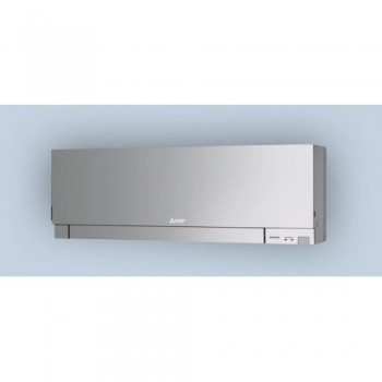 MSZEF35VE2SKIT Mitsubishi Electric 3.5 kW Silver Signature Series Reverse Cycle Split System Air Conditioner