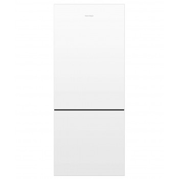 FISHER AND PAYKEL 442 Litre WHITE BOTTOM MOUNT REFRIGERATOR  RF442BRPW6