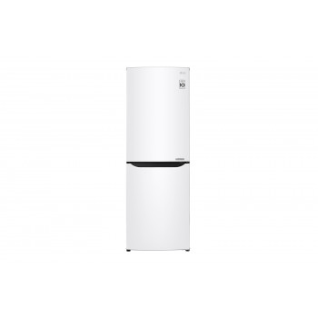 GB-310RWL LG 310 L Anti-fingerprint White Bottom Mount Fridge