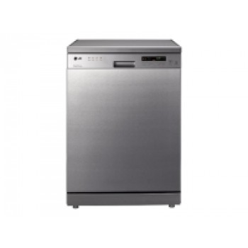 14 PLACE STONE SILVER DISHWASHER WITH DIRECT DRIVE MOTOR