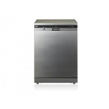 LD1484T4, 14 PLACE ANTI-FINGERPRINT STAINLESS DISHWASHER WITH TRUE STEAM