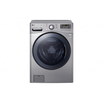 WDC1215HSVE LG  15kg/8kg Front Load Washer Dryer Combo with True Steam® Washer Dryer Combo
