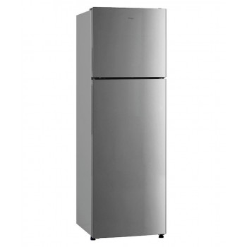 HAIER 335 Litre Stainless Steel Top Mount Fridge  HRF335FS