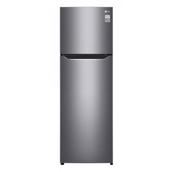 GT-279BPL LG  279L Top Mount Fridge in Dark Graphite Finish