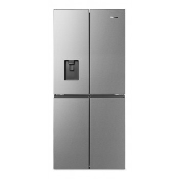 HRCD512SW Hisense 507 L Stainless French Door Fridge